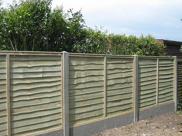 Fencing Installation conctete or wooden Posts and Gravel Boards